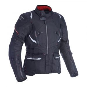 Oxford Montreal 3.0 Textile Jacket Tech Black