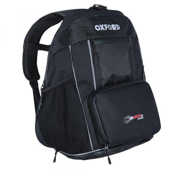 Oxford XB25s Back Pack Black