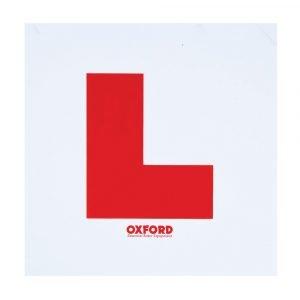 Oxford L Plate Kit, Motorbike Clothing, Chelsea, London, UK