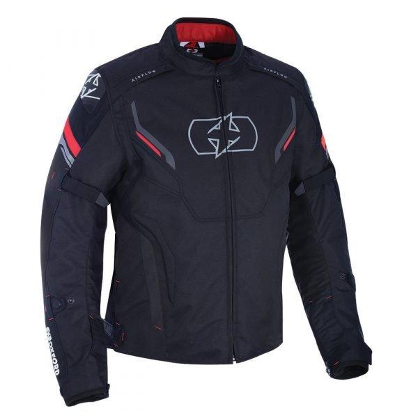 Oxford Melbourne 3.0 Short Scooter Jacket - Tech Black colour, UK