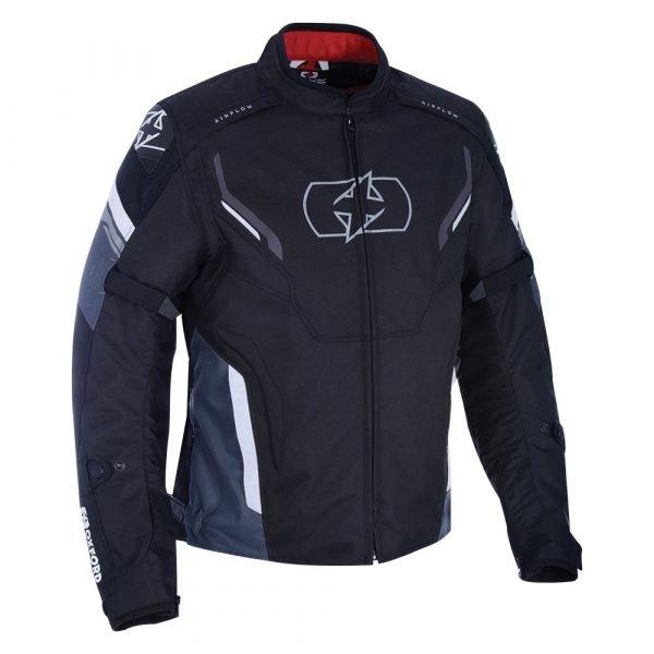 Oxford Melbourne 3.0 Short Jacket - Black/White