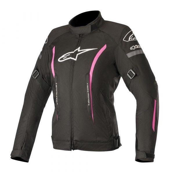 Alpinestars Stella Gunner v2 Waterproof Jacket Black & Fuchsia