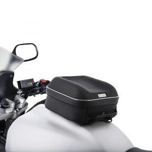 Oxford S-Series M4s Tank Bag Black, Motorbike Clothing Shop