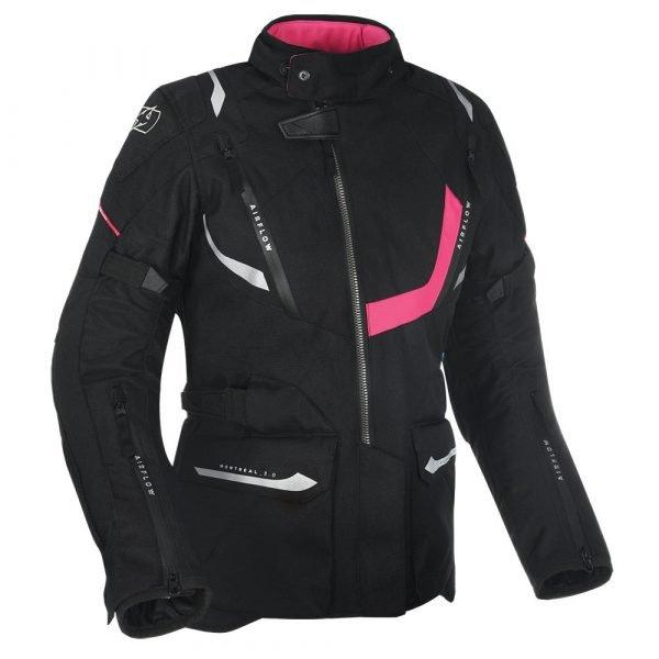 Oxford Montreal 3.0 Women's Scooters Jacket - Tech Black colour, Chelsea