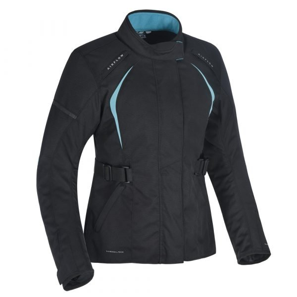 Oxford Dakota 2.0 Women's Jacket - Black/Baby Blue