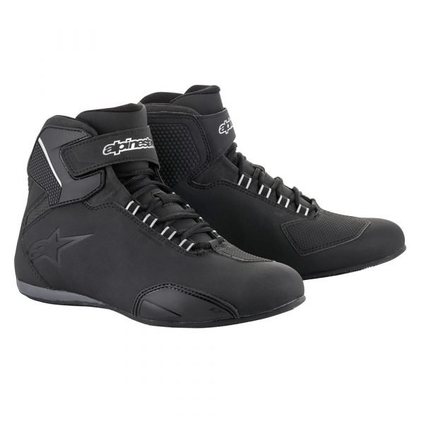 Alpinestars Sektor Waterproof Shoes - Black colour, Chelsea, UK