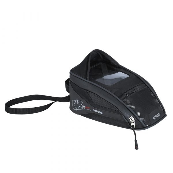 Oxford M2R Mini Tank Bag - Black colour, Motorbike and Scooter accessories, London