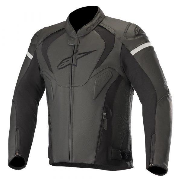 Alpinestars Jaws v3 Leather Jacket, Chelsea Motorcycles Clothing Shop