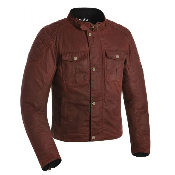 Oxford Holwell 1.0 Short Jacket - Motorcycle Clothing Shop, Chelsea