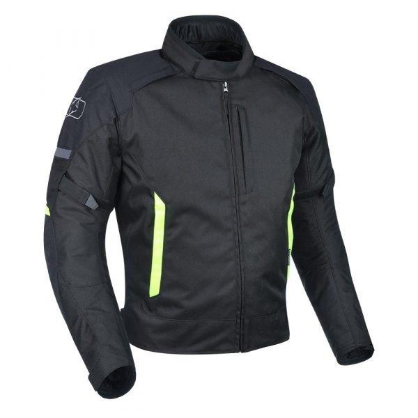Oxford Toledo 2.0 Jacket - Black/Fluo