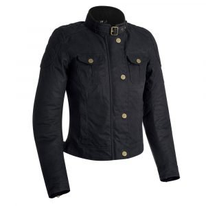 Oxford Holwell 1.0 Short Jacket - Black colour, CMG Shop