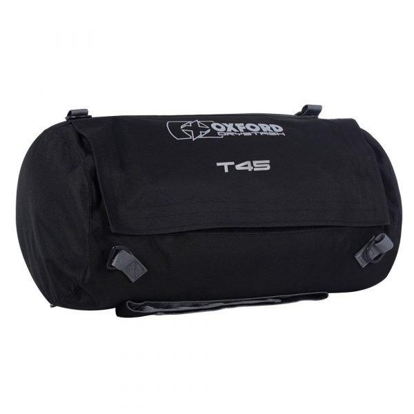 Oxford DryStash T45 bag - Black colour, MCS