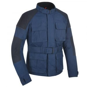 Oxford Heritage Tech 1.0 Jacket - Navy colour, Motorbike Clothing, London