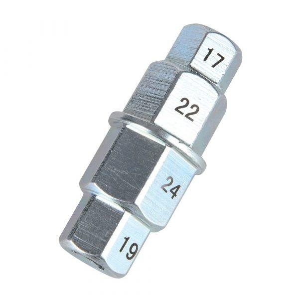 Oxford Spindle Key 17/19/22/24mm, Chelsea, London, UK
