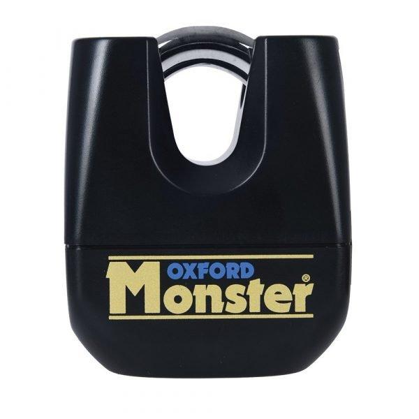 Oxford Monster Padlock Only - Motorbike Clothing Shop (MCS)