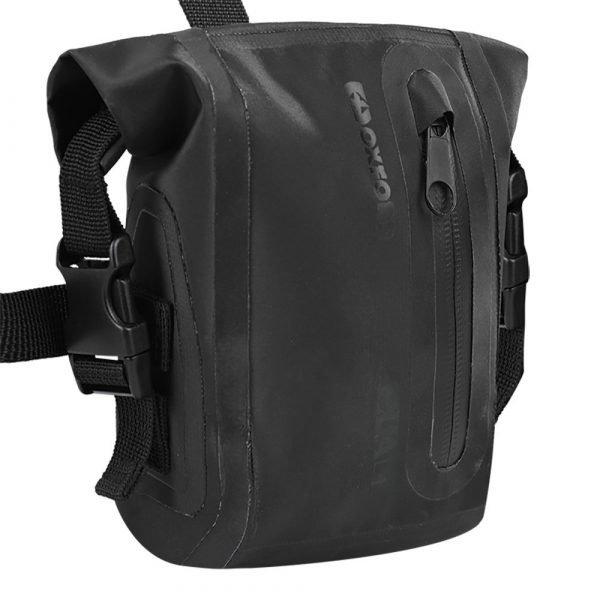 Oxford Aqua L1 Leg Bag - Black colour, MCS, Chelsea