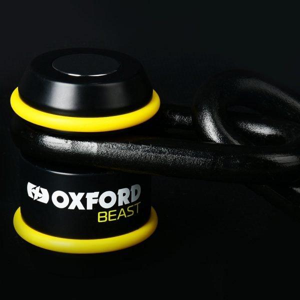 Oxford Beast Lock - London motorcycle shop