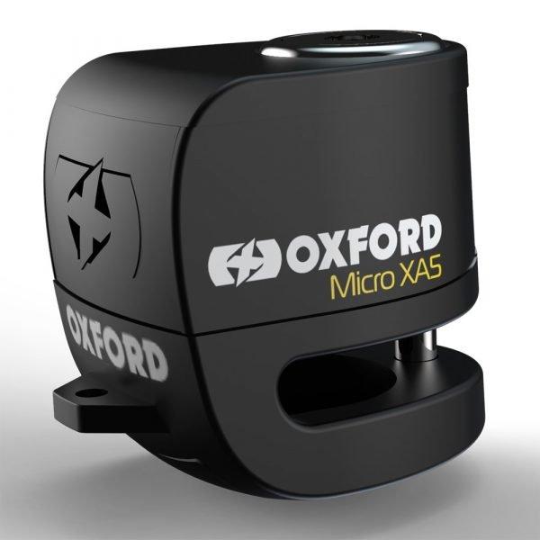 Oxford Micro XA5 Disc Lock Black