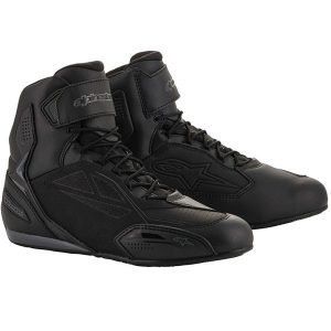 Alpinestars Faster-3 DS Shoes Black Cool Grey