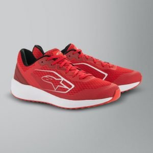 Alpinestars Meta Road Shoes - Red/White colour