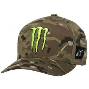 Alpinestars Monster Multicamo Hat Green