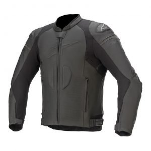 Alpinestars Stella GP Plus R v3 Leather Jacket Black