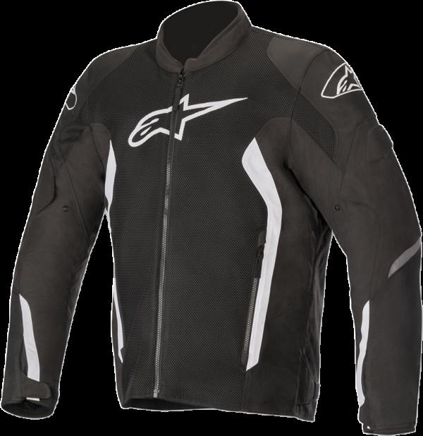 Alpinestars Viper Jacket V2 Air Black & White