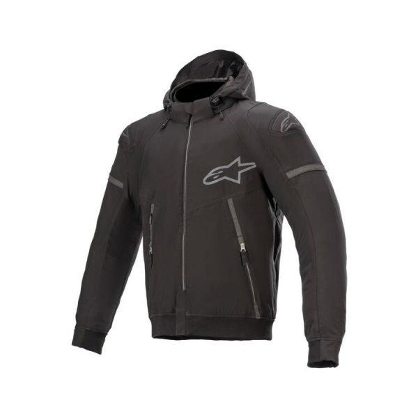 Alpinestars Sektor v2 Tech Hoodie - Black colour, Chelsea, UK