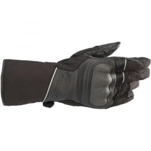 Alpinestars Stella Wr-2 v2 Gore-Tex Gloves With Gore Grip Technology - Black colour