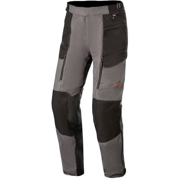 Alpinestars Valparaiso v3 Drystar Pants - Dark Grey/Black colour, MCS