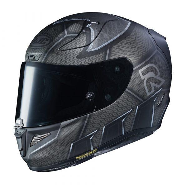 HJC 2020 Helmets RPHA 11 Batman Black colour, MCS, London