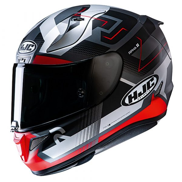 HJC RPHA 11 2020 Helmet - Nectus Red colour, UK