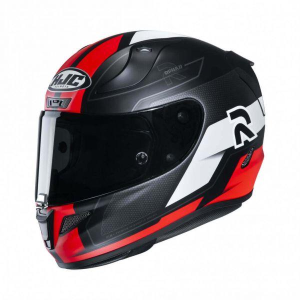 HJC RPHA 11 Fesk Red Full Face Helmet - 2020