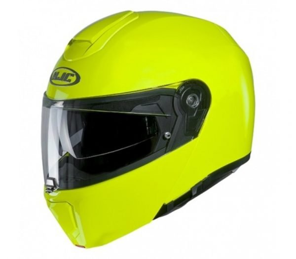 HJC RPHA 90s Helmet - Fluo Yellow colour, Chelsea, London, UK