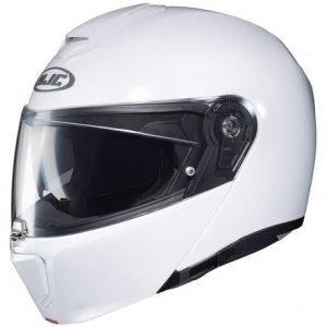 HJC RPHA 90s Helmet - White colour, Motorbike Clothing Shop, UK