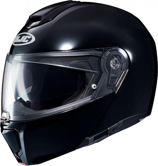 HJC RPHA 90s Solid Flat Black Modular Helmet
