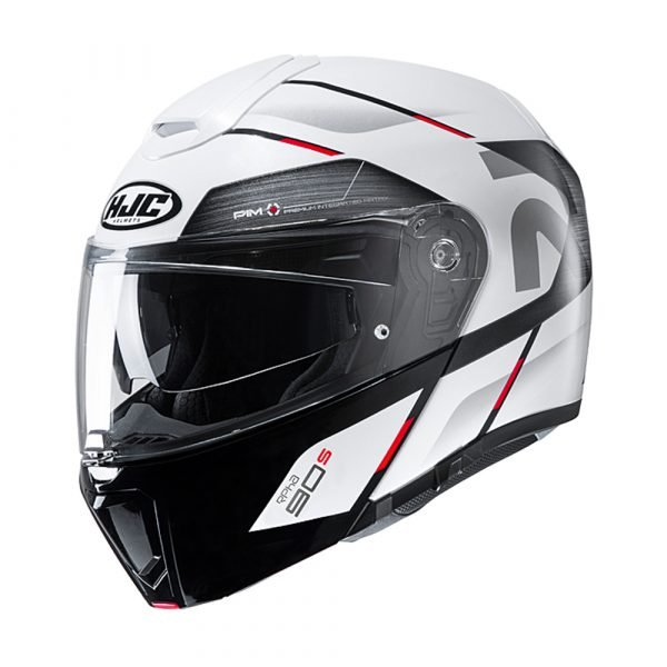HJC RPHA 90s Helmet - Bekavo Red colour, Chelsea, London