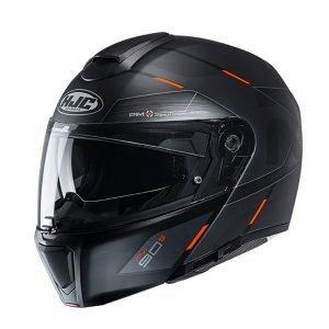 HJC RPHA 90s Helmet - Bekavo Orange colour, Chelsea, London