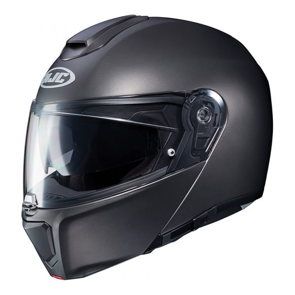 HJC RPHA 90s Helmet - Semi Flat Titanium colour