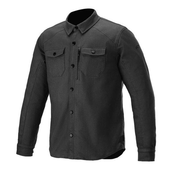 Alpinestars Newman Overshirt Black