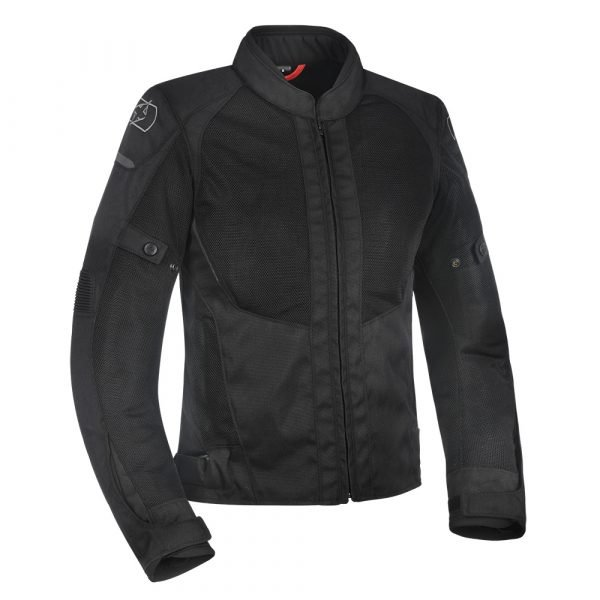 Oxford Iota 1.0 Air Women's Jacket - Stealth Black colour, UK