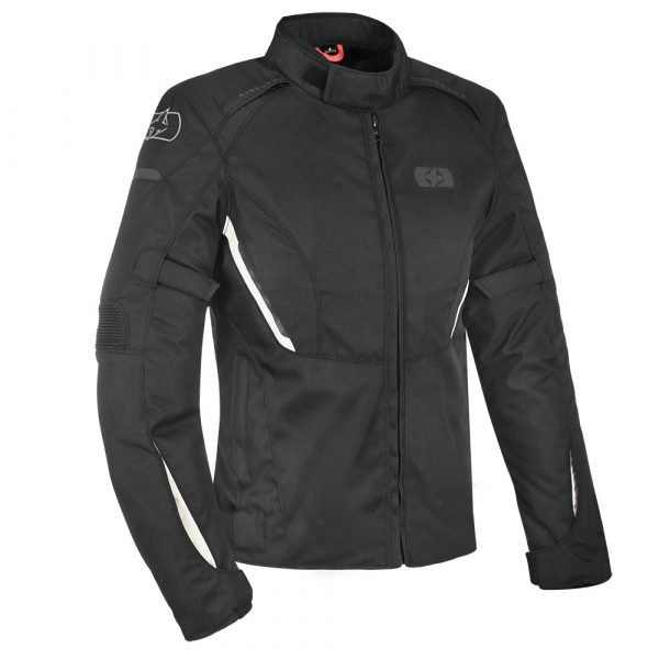 Oxford Iota 1.0 Women's Jacket - Tech Black/White colour, CMG, London