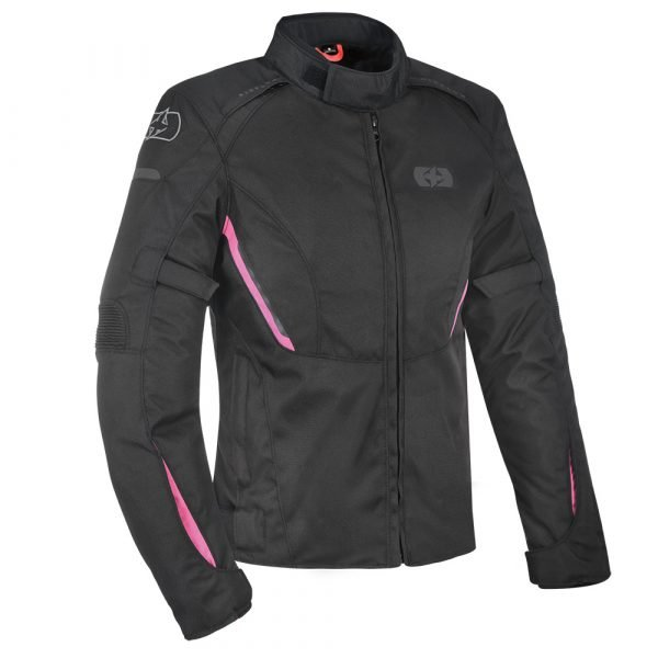 Oxford Iota 1.0 Women's Jacket - Tech Pink & Black
