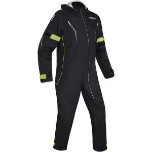 Oxford Stormseal Oversuit Black/Yellow/Fluo