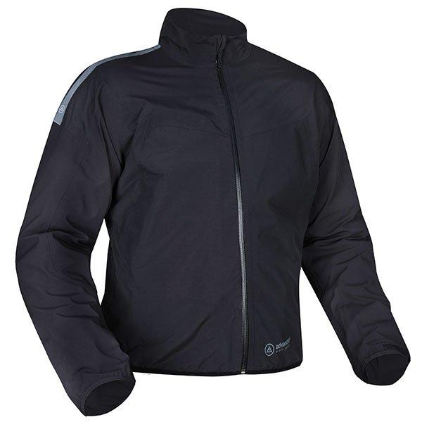 Oxford Rainseal Pro Waterproof Jacket - Black colour, MCS, London