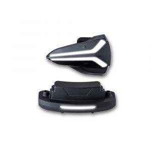 Smart HJC 20b Bluetooth Device - Matt Black