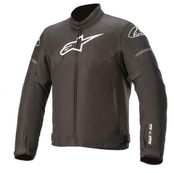 Alpinestars T-SPS Waterproof Jacket - Black/White colour, Chelsea, London, UK