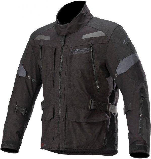Alpinestars Valparaiso V3 Drystar Jacket - Black colour