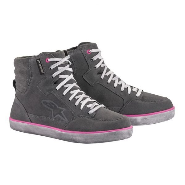Alpinestars Stella J-6 Waterproof Women's Boots - Fuchsia