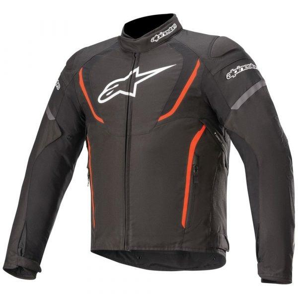Alpinestars T-Jaws v3 Waterproof Jacket - Black colour, Chelsea Clothing, London